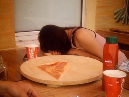 FOTKA - a po jídle...uf