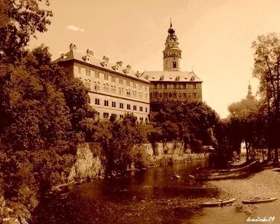 FOTKA - Český Krumlov ve fotografii
