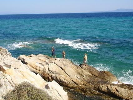 FOTKA - u moře..