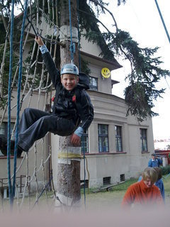 FOTKA - Matěj horolezec