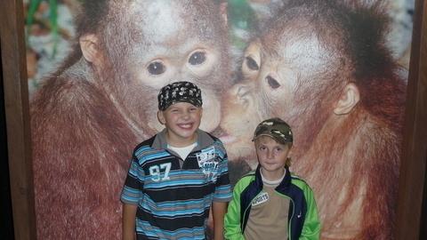 FOTKA - moji opičáci