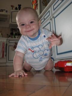 FOTKA - Já tě chytím :-)