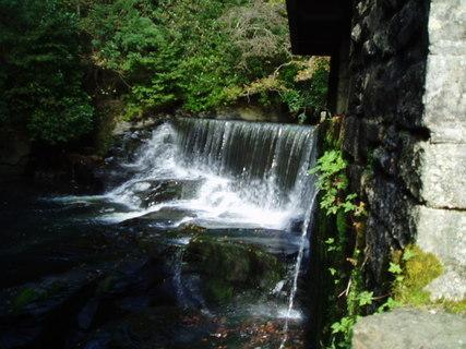 FOTKA - Neath vodopády 2