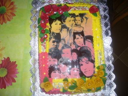 FOTKA - moje dortíčky