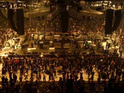 FOTKA - Metallica Vídeň 2009  2