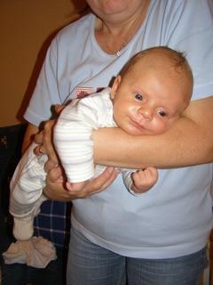 FOTKA - šťastné miminko