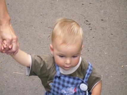 FOTKA - Náš synovec