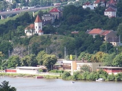 FOTKA - pohled na Vltavu
