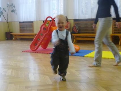 FOTKA - Už běžííím :-)