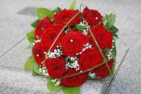 FOTKA - svatební kytice