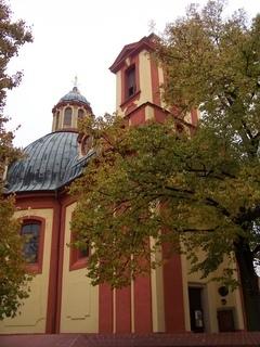 FOTKA - kostel v Kunraticích