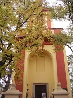FOTKA - Kostel průčelí