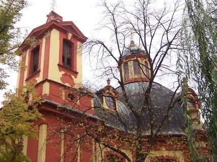FOTKA - věže kostela
