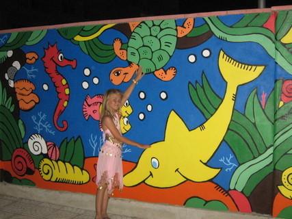 FOTKA - malované moře