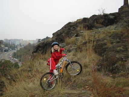 FOTKA - Až na vrcholu