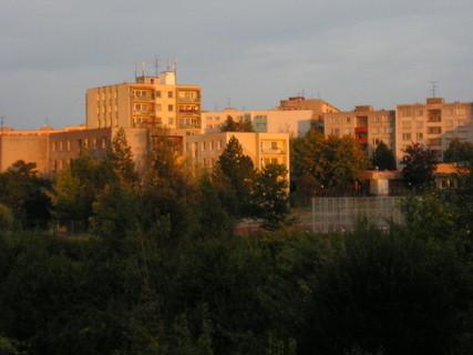 FOTKA - Pohled z bytu..