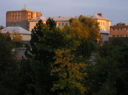 FOTKA - Pohled z bytu...