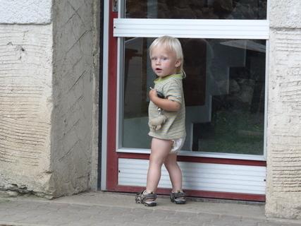 FOTKA - Pustí mě někdo dovnitř