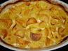 skládané brambory - dnešní oběd