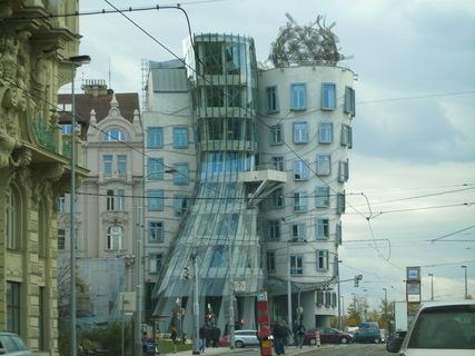 FOTKA - Tančící dům