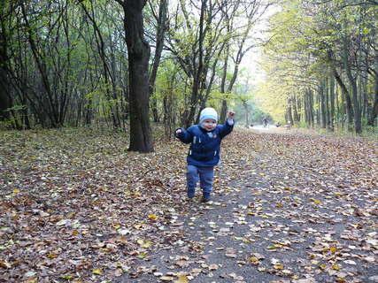 FOTKA - podzimní procházka