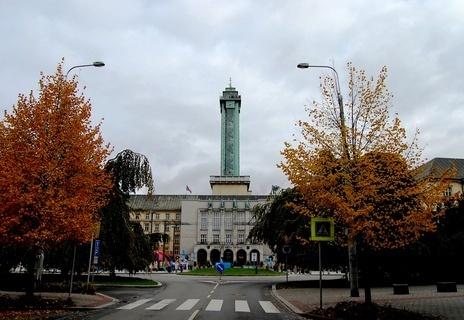FOTKA - Ostravská radnice