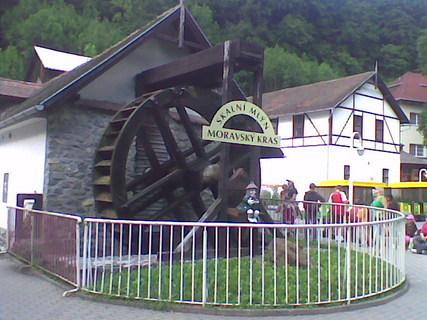 FOTKA - mlýn u Macochy
