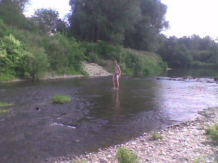 FOTKA - řeka