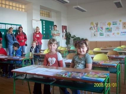 FOTKA - hani ve škole