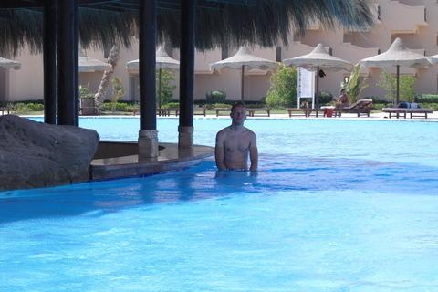 FOTKA - Egypt bar ve vodě