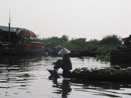 FOTKA - Kambodža denní život