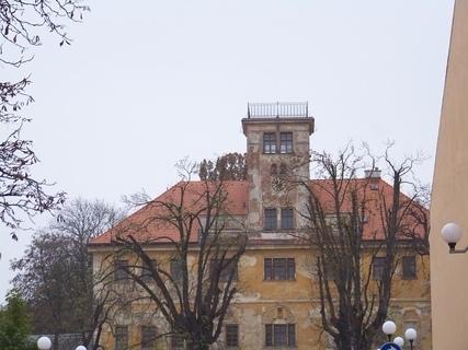 FOTKA - starý Kunratický zámek
