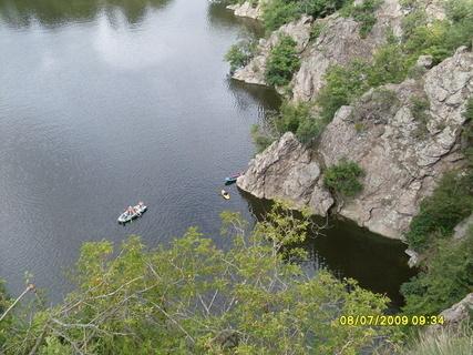 FOTKA - Dalešická přehrada