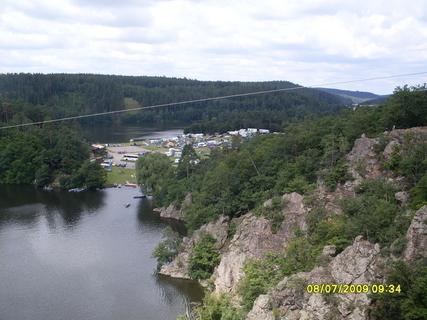 FOTKA - Dalešická přehrada,