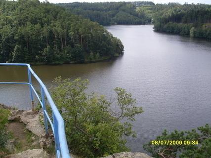 FOTKA - Dalešická přehrada,,