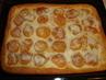meruňkový koláč.