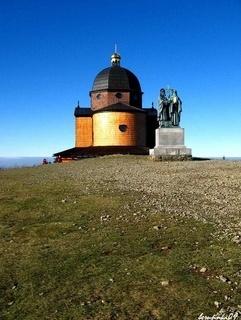 FOTKA - kostel Cyrila a Metoděje na Pustevnách