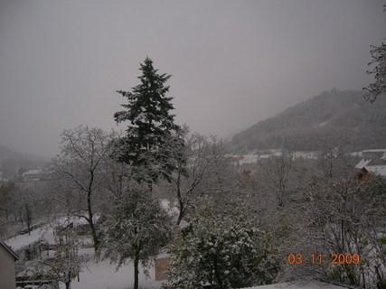 FOTKA - pohled z okna