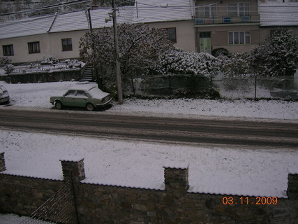 FOTKA - silnice později