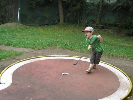 FOTKA - Golfista