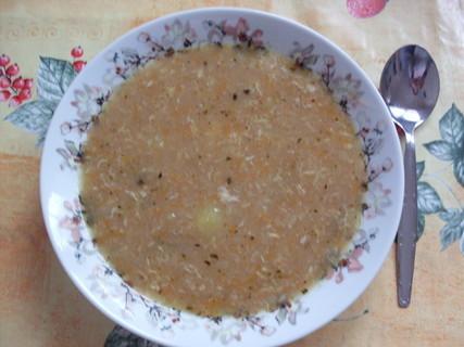 FOTKA - Bramborová polívka hotová