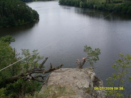 FOTKA - přehrada Dalešice