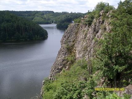 FOTKA - přehrada Dalešice,,,
