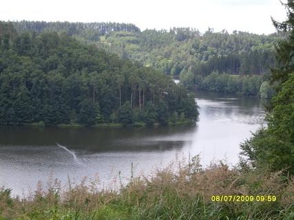 FOTKA - přehrada Dalešice,,,,,,,,