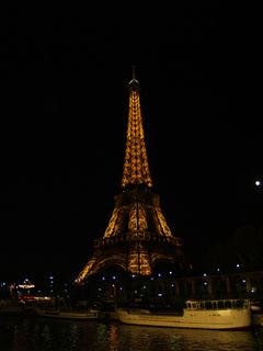 FOTKA - Eifelovka v noci