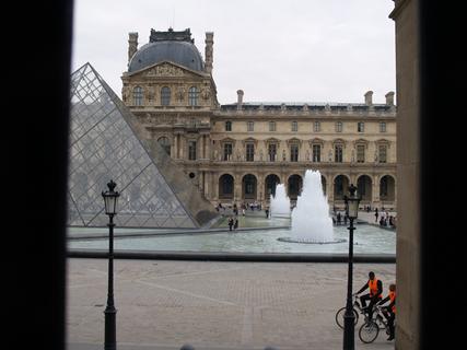 FOTKA - Louvre - září 2009
