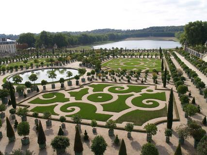 FOTKA - Versailské zahrady