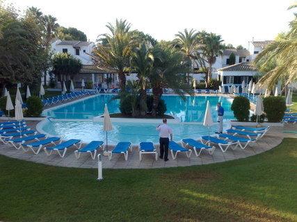 FOTKA - Bazén hotelu Club Menorca