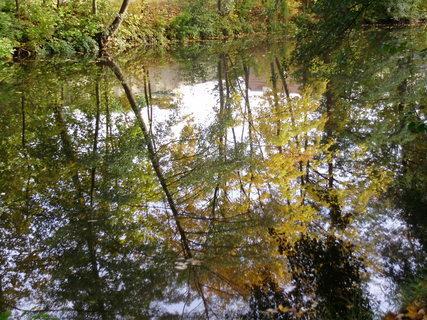 FOTKA - Podzimní procházka okolo řeky,,