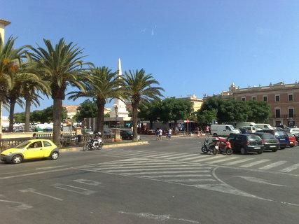 FOTKA - Ciutadella náměstí